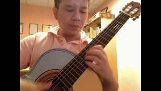 Taylor Swift. Safe And Sound. ( Guitar Arranged Gavin W Chin )