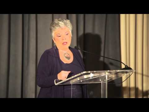 Building Momentum in Indigenous Education: Roberta Jamieson, 2014 David C. Smith Award Dinner