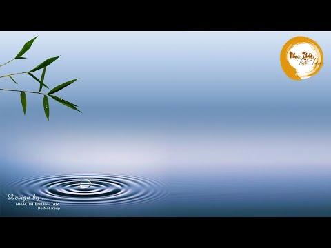 Nhạc Thiền - Nhạc Thiền Giúp Tâm Thanh Tịnh An Lạc, Âm Thanh Du Dương Trầm Bỗng Cực Hay Và Thư Giãn
