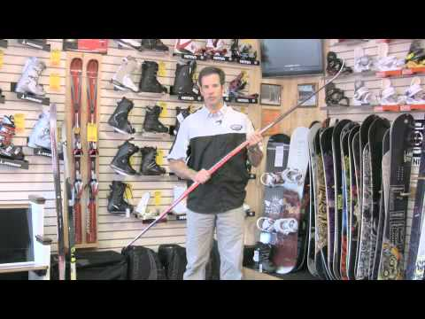 How To Fit Cross-Country Skis