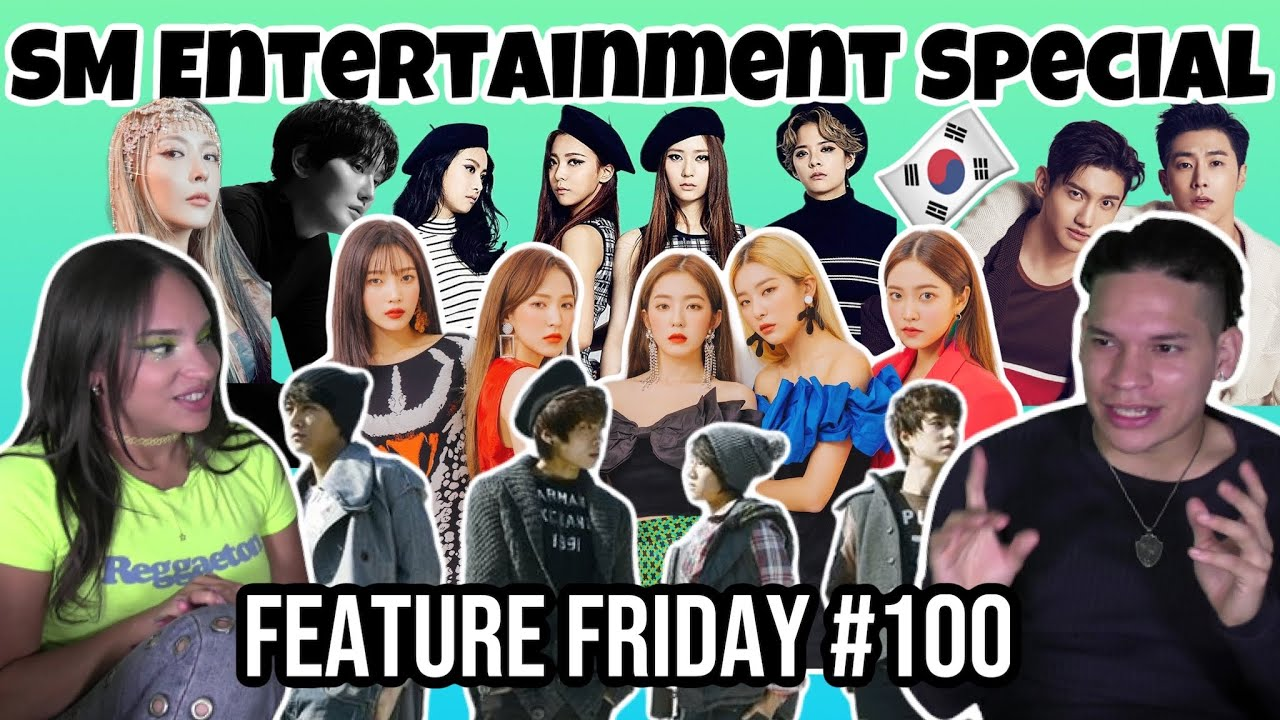 SM Entertainment Label SPECIAL🤩  BoA, Red Velvet, H.O.T, F(x), TVXQ, SM the Ballad.