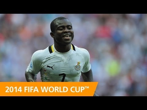 Stars of the Future: Frank Acheampong