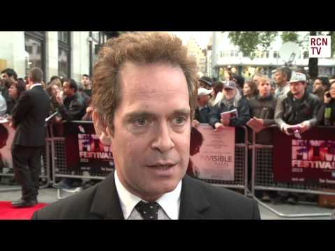 Tom Hollander Interview The Invisible Woman Premiere