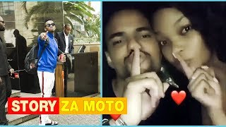 Pigo la kufungua mwaka 2018, Penzi la Wema Sepetu na Mohombi utata kwa DIamond Platnumz