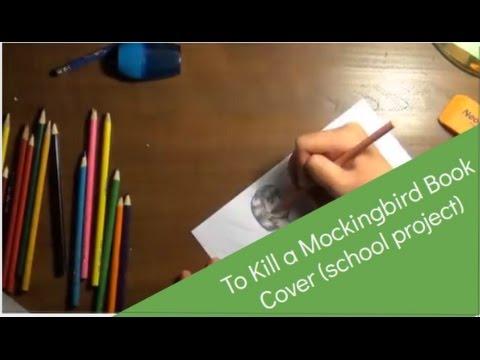 cover of to kill a mockingbird