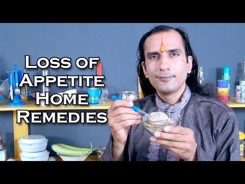 Loss Of Appetite - Home Remedies by Sachin Goyal @ ekunji.com