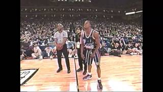 NBA All-Star Slam Dunk Contest 2000 - Vince Carter's Amazing Performance