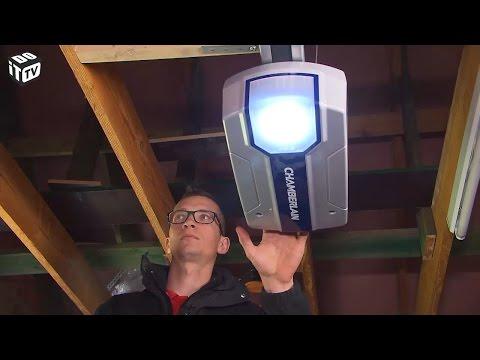 Poort Automatiseren – Installatie Chamberlain Garagepoortopener