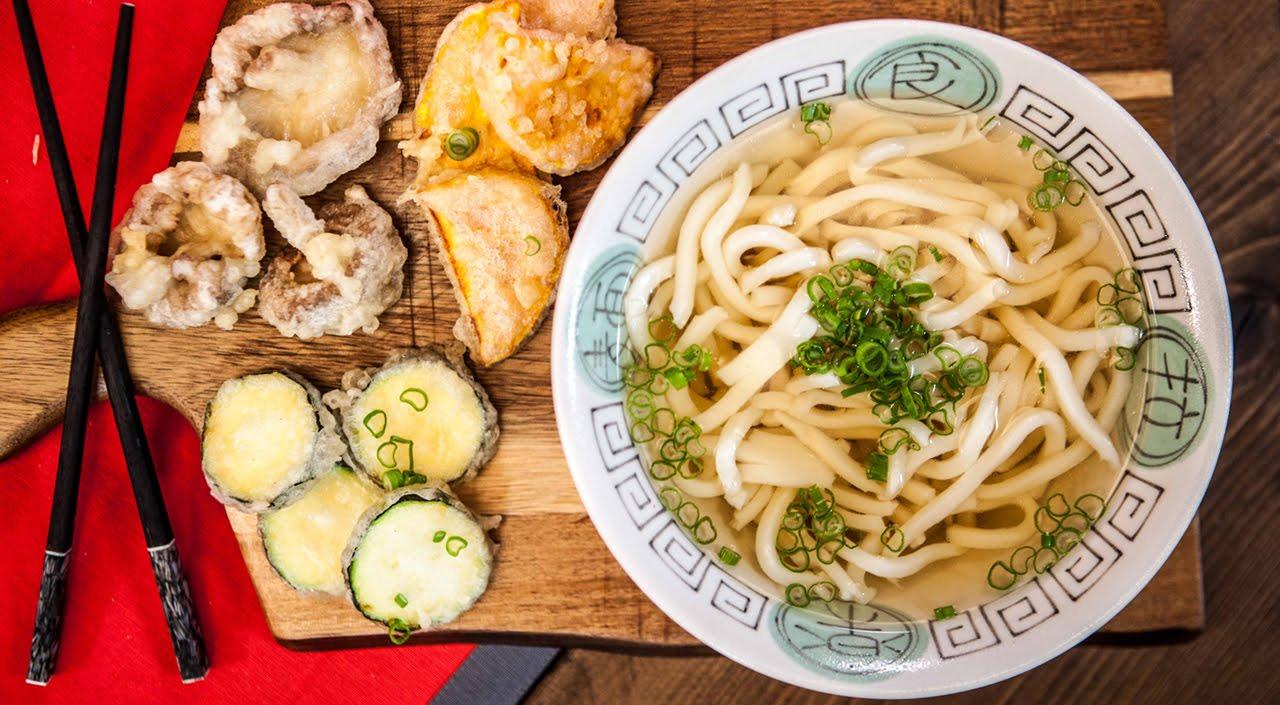 Makanan Tradisional Jepang Vegetarian di Tokyo