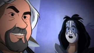 Scooby Doo! And Kiss Rock and Roll Mystery 2015 1