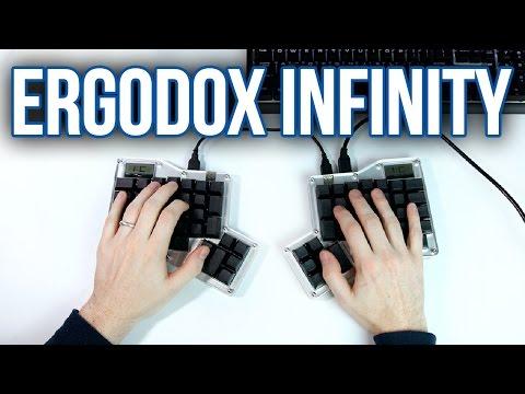 Building the Infinity ErgoDox DIY Keyboard Kit! - YouTube