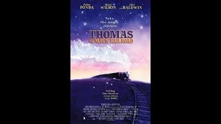 Thomas And The Magic Railroad Blu Ray 20th Anniversary And Possibly Directors Cut With P.t. Boomer!