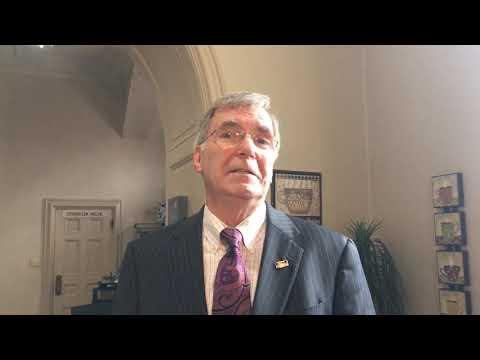 Erie Mayor Joe Schember discusses Wednesday's 'call-in' event