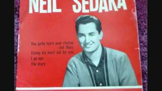 Watch Neil Sedaka Crying My Heart Out For You video
