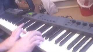 Jay sean - tonight (piano cover)