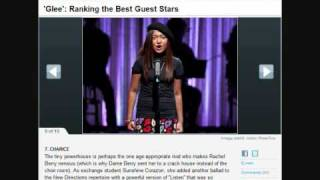 Charice - 'Glee' Ranking the Best Guest Stars