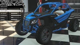 GTA 5 - DLC Vehicle Customization - Nagasaki Outlaw (Can-Am X3) and Review