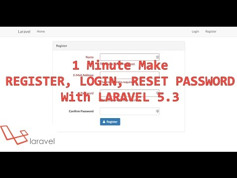 Cara Menjalankan Server Laravel