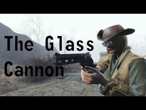 Fallout 4 Builds - The Glass Cannon