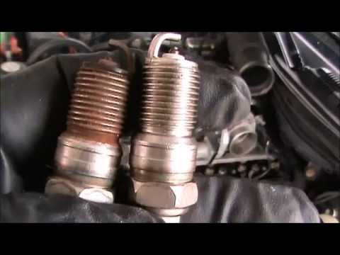 on ford triton spark plug problems