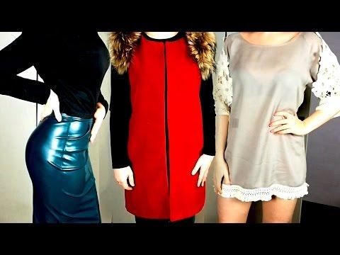 #покупки одежды на весну