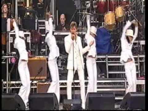 (1) Golden Jubilee - Brian May & Ricky Martin