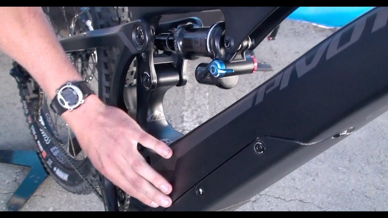 7948849f7f9 Shimano E8000 & E6000 Mid Drive Systems on Pivot Shuttle & Cero eCargo | Electric  Bike Report
