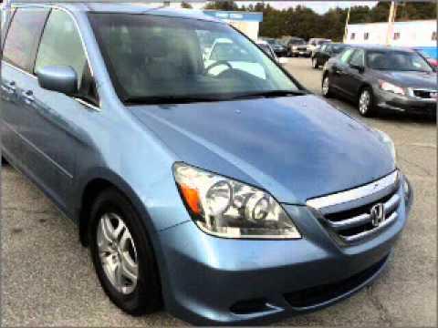 2006 Honda Odyssey   Albany GA