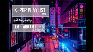 [ Soft party vibes - K-pop mix | 1 hour playlist ]