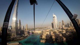 NUEVA TIROLESA EN DUBAI - Dubai Xline