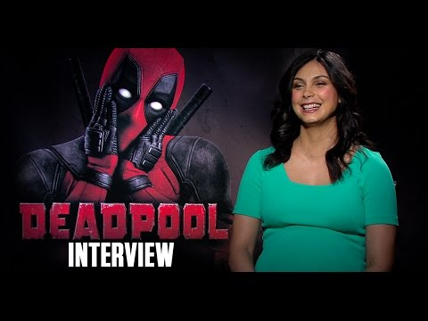Deadpool   Morena Baccarin 2016