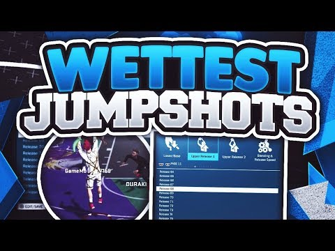 YOU WILL NOT MISS WITH THIS SHOT!! BEST GREEN JUMPSHOT IN 2K18!!