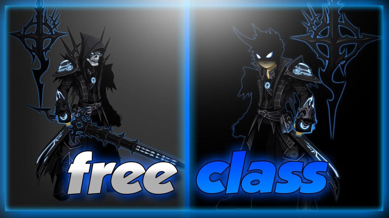=AQW= HOW TO GET DARK CASTER CLASS FOR FREE 2019 by Zyro Glowz