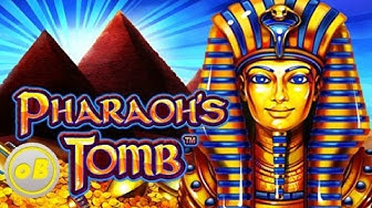 Online Casino || Pharaos Tomb 4€ Freegames [Zuschauermodus]