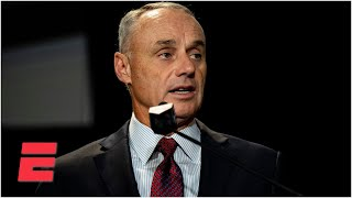 Rob Manfred on the keys to flattening the MLB's COVID-19 curve and the 2021 season | KJZ