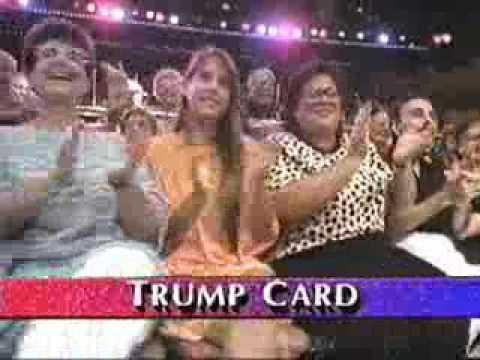 Donald Trump: Trump Card game show promo (1990)
