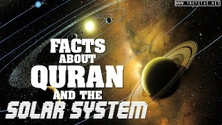 Dr Zakir Naik - 7303 - Facts about Quran and the Solar System