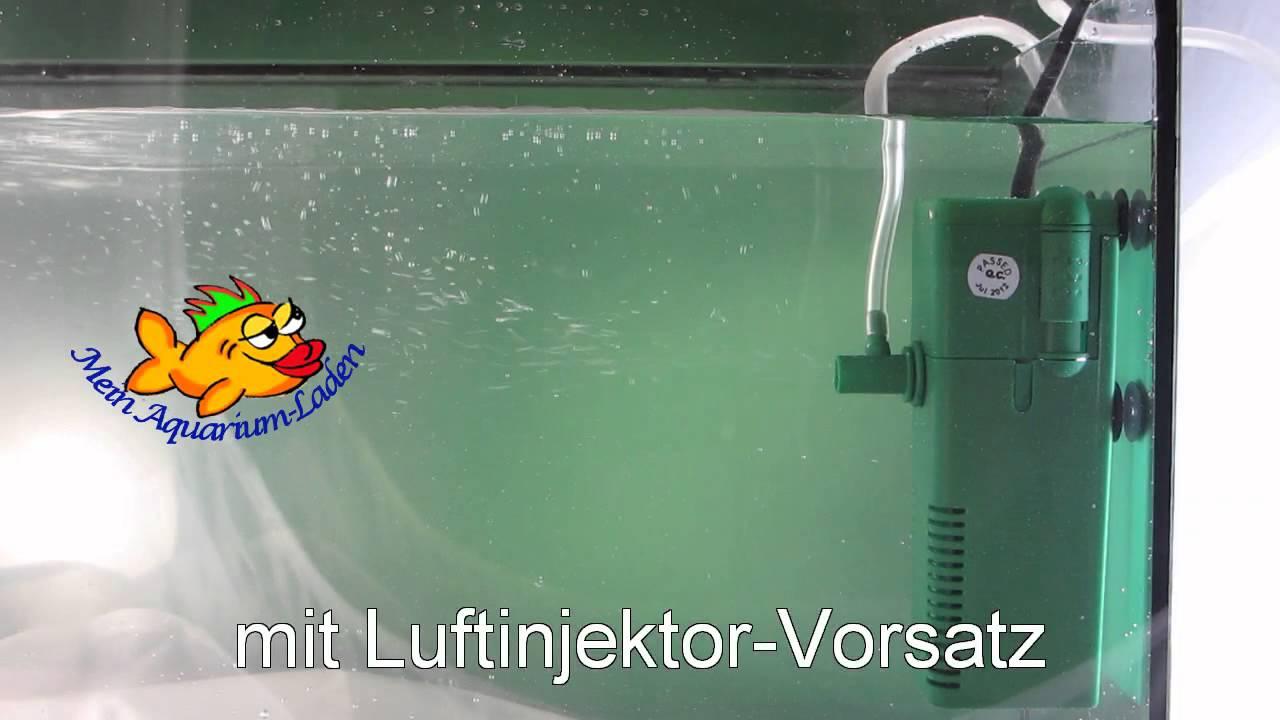 Aquarium Pumpe Atman If302 Youtube