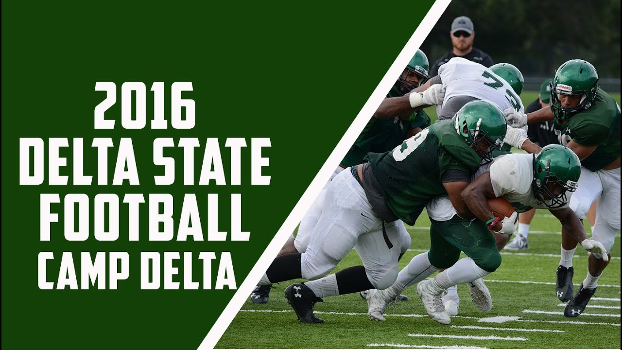 football delta state university athletics