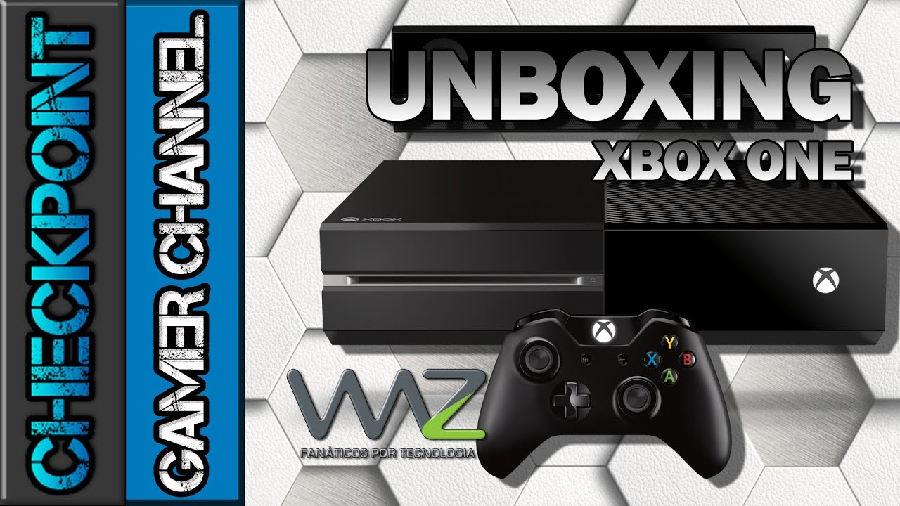 """Xbox One """"Day One"""" Limited Edition - Unboxing (PT-BR ..."""