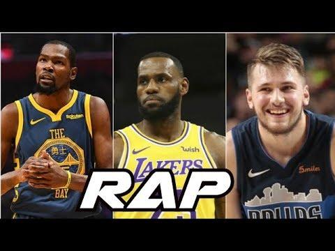 NBA Players Who Can Rap 2 ᴴᴰ