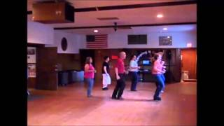 Candy Apple Ragtop - Line Dance Demo