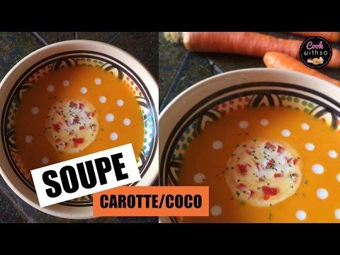 soupe-carotte-au-lait-de-coco,-un-déliiice!