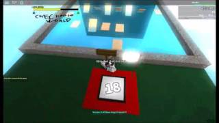 ROBLOX: Checkpoint World - tordenask - Gameplay nr.0644