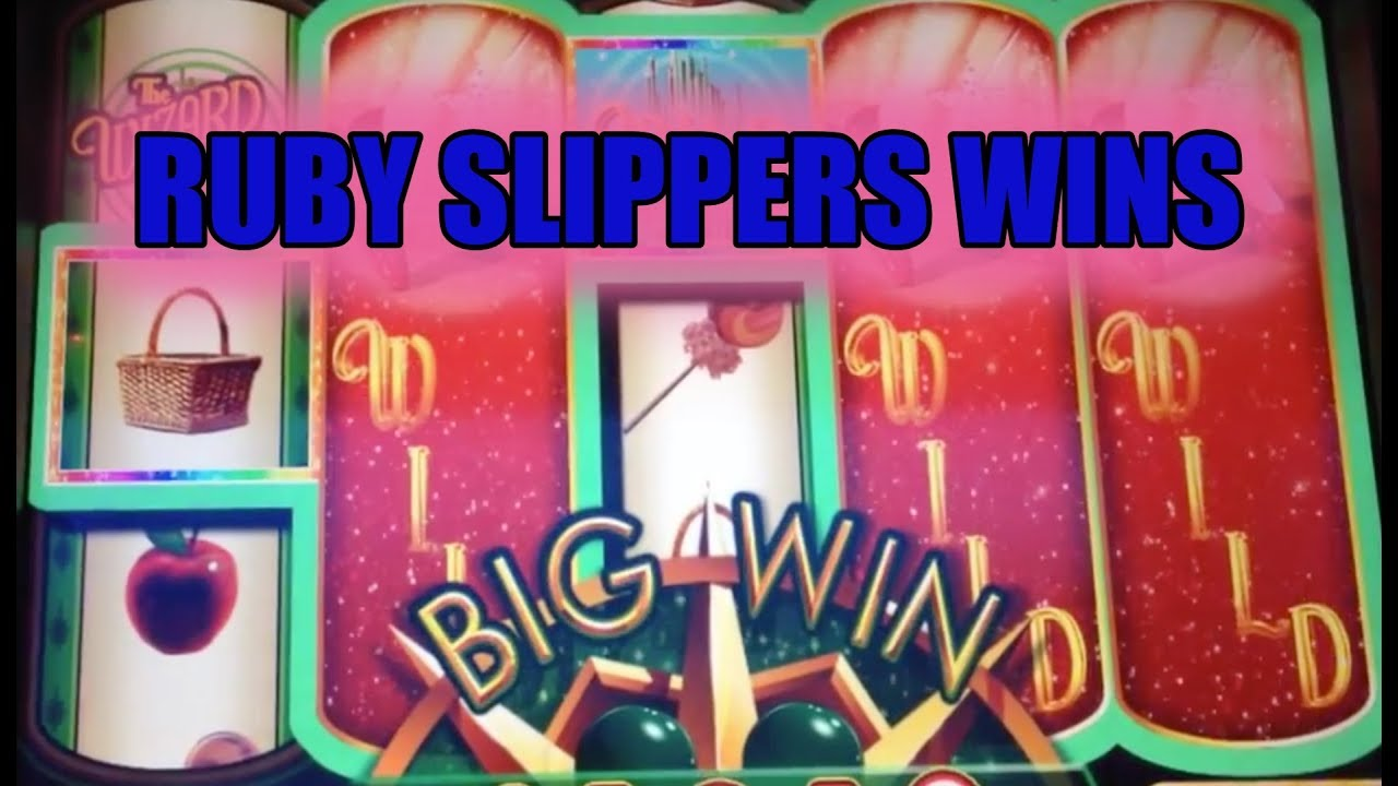 Ruby Slipper Slot