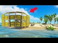 MY HOUSE ON AN ISLAND! (Stranded Deep #2)