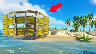 MY HOUSE ON AN ISLAND! (Stranded Deep #2)