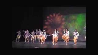 Atlanta Indian Idol 2013 (opening dance) - by Shiv