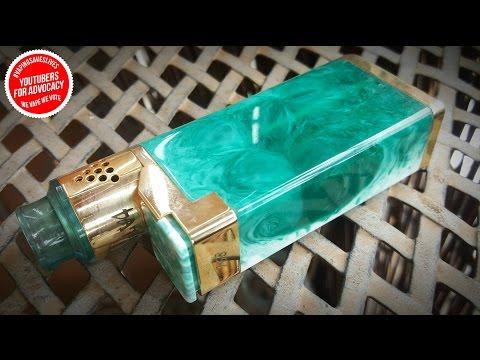Samael mod from El Diablo Phillipines - The Vaping Bogan