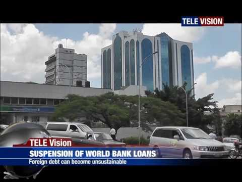 WORLD BANK LOANS CUT